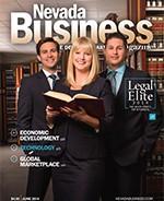 Nevada Legal Elite 2014: Charlie Luh, David Gordon, and Kelly Fessler