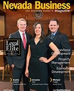 Nevada Legal Elite 2013: Charlie Luh and Amanda Stewart