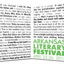 Arkansas Literary Festival 2015